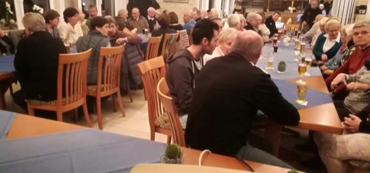 Politischer Aschermittwoch in Bad Sassendorf